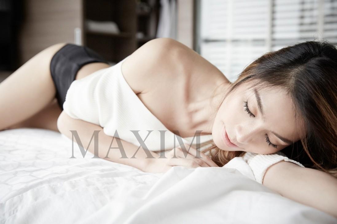 MAXIM เผยภาพลับนางแบบสาว จิน ภคฐมน