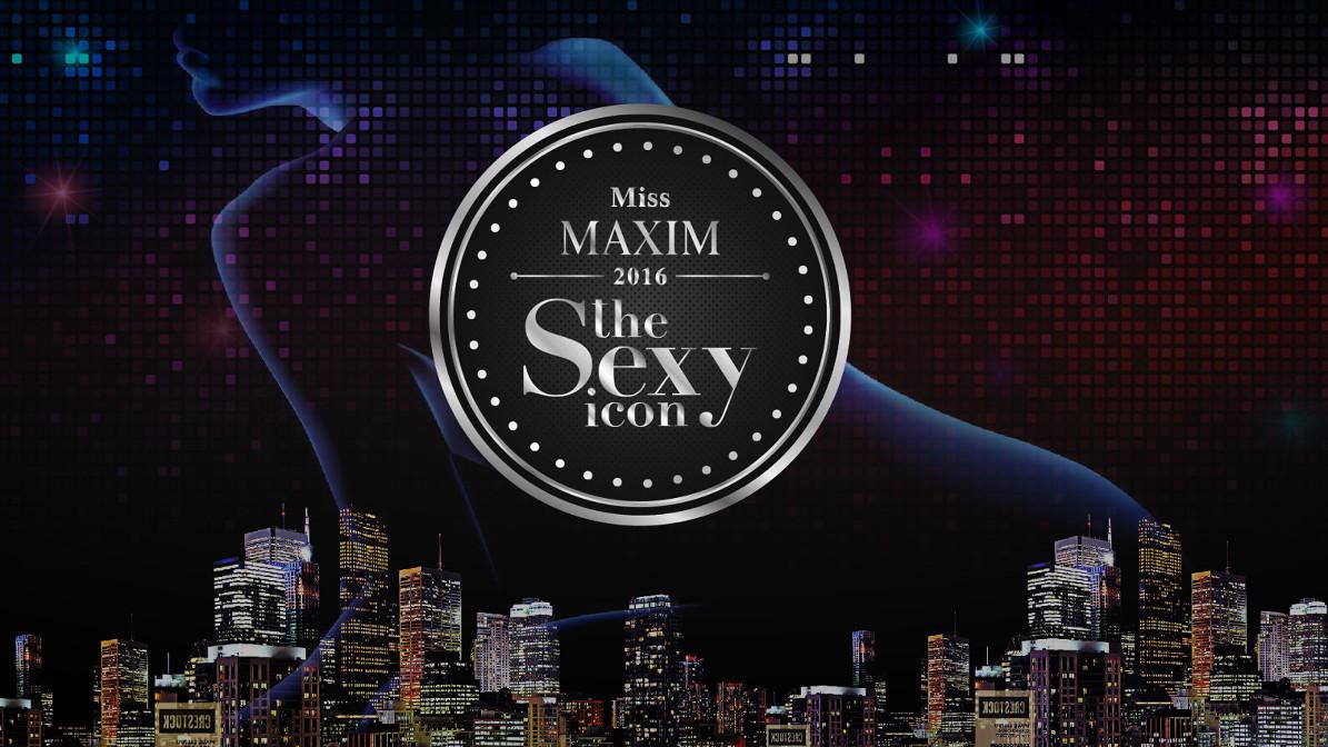 Miss MAXIM 2016 The Sexy Icon (MX31-MX40)