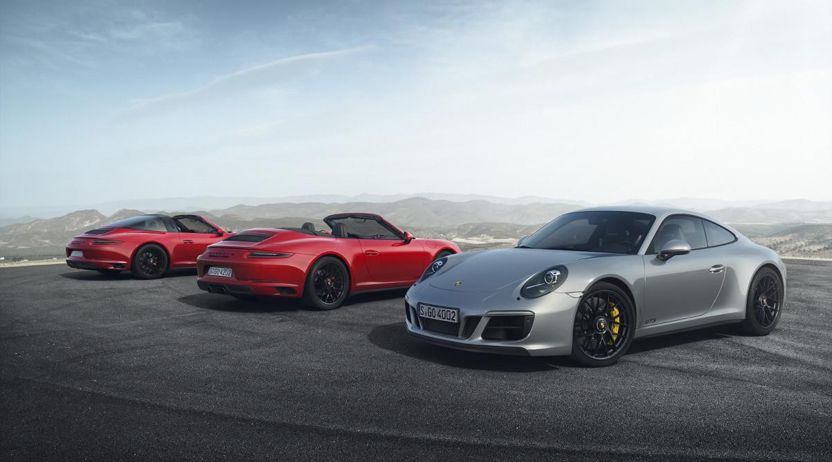 New 911 GTS!