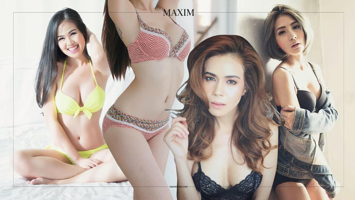 ส่อง 13 สาวผู้เข้ารอบ 50 คนสุดท้าย Miss Maxim 2016 The Sexy Icon