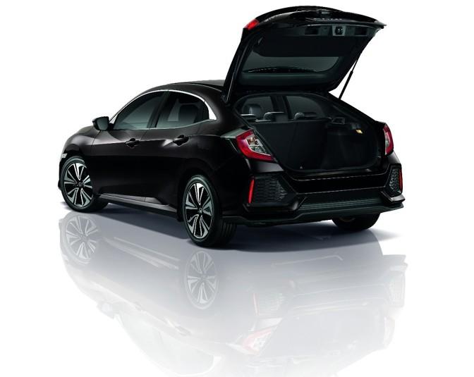 Honda Civic Hatchback!