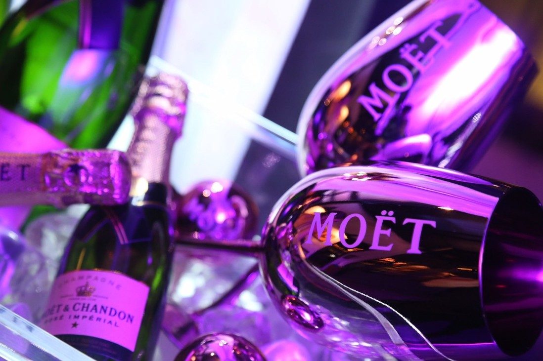 MINI MOET ROSE